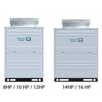 Внешние блоки Hi-Flexi серия M 10HP AVWT-96U6SR